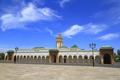Mosque Ahl Fas Stock Image