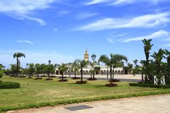 Mosque Ahl Fas Stock Photography
