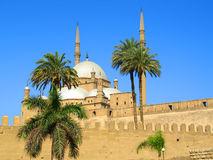 A mosque is in Сairo Royalty Free Stock Photos