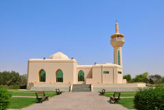 Mosque in Al Ain Stock Image
