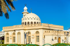 Mosque in Al Ain Stock Photography