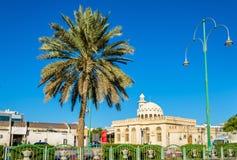 Mosque in Al Ain, Emirate Abu Dhabi Stock Photo