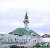 Mosque Al-Marjani in Kazan Stock Image