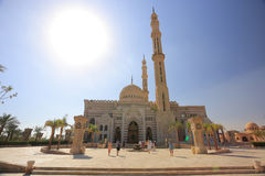 Mosque Al Mustafa Royalty Free Stock Photo