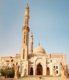 Mosque Al-Mustafa in Sharm El Sheikh Stock Photo