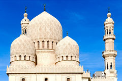 Mosque in Alexandria. The mosque in Alexandria, Egypt Stock Photos