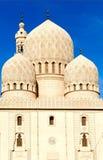 Mosque in Alexandria stock images