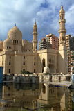 Mosque in Alexandria in Egypt Royalty Free Stock Photography