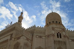 Mosque in Alexandria in Egypt Stock Photo