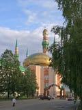 Mosque Almetyevsk Royalty Free Stock Photo