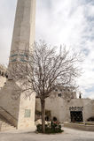 Mosque in Amman Royalty Free Stock Photos