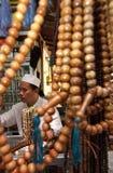 Mosque Ampel Stock Photo