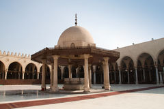 Free Mosque Amr Ibn Al-As Stock Photography - 22201262