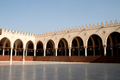 Free Mosque Amr Ibn Al-As Royalty Free Stock Image - 22201326
