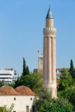 Mosque in Antalya Stock Image