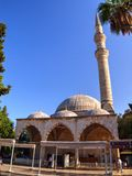 Mosque in  Antalya, Turkey Royalty Free Stock Image
