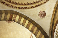 Mosque arc Stock Photography