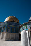 Temple mount in Jerusalem Stock Image