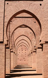 Mosque arches 5 Royalty Free Stock Image