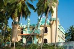 Mosque ashore Varkala Stock Photo
