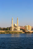 Mosque in Aswan Stock Photo