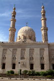 Mosque of Aswan in Egypt Royalty Free Stock Image