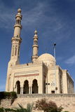 Mosque of Aswan in Egypt Stock Photography