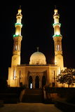 Mosque of Aswan in Egypt Stock Images