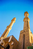 Mosque in Aswan Royalty Free Stock Photos