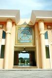 Mosque Baitul Izzah. Ornament at mosque Baitul Izzah in Tarakan Indonesia Royalty Free Stock Photos