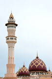 Mosque Baitul Izzah Tarakan, Indonesia Royalty Free Stock Photos