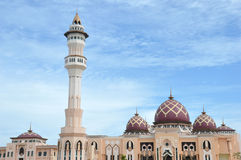 Mosque Baitul Izzah Stock Photo