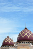 Mosque Baitul Izzah Stock Images