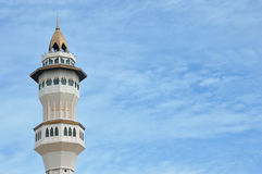 Mosque Baitul Izzah Royalty Free Stock Photo