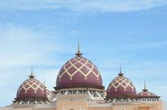 Mosque Baitul Izzah Stock Photo
