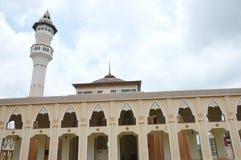 Mosque Baitul Izzah. Tarakan, Indonesia Royalty Free Stock Images