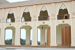 Mosque Baitul Izzah. Tarakan, Indonesia Royalty Free Stock Image