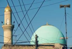 Mosque in Baku, Azerbaijan Stock Image