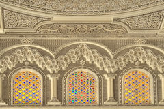 Mosque of the Barber in Kairouan Stock Photos