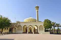 Mosque in Bastakiya Quarter, Dubai Stock Photo