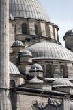 Mosquée bleue Images libres de droits