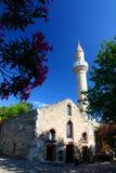 Mosque. Bodrum Castle. Bodrum. Turkey Stock Images