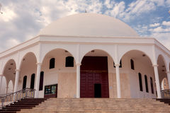 Mosque in Brazil Stock Photo