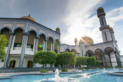 Mosque in Brunei Royalty Free Stock Images