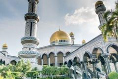 Mosque in Brunei Stock Photo