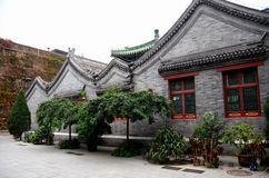 Mosque building in traditional Chinese architecture style Beijing China Stock Image