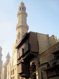Mosque in Cairo. stock image