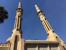 Mosque Cairo Royalty Free Stock Image