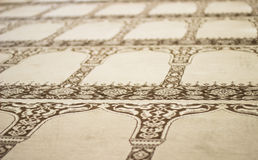 Mosque Carpet Royalty Free Stock Photography