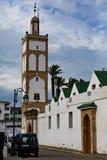 Mosque in Casablanca. Muslim Mosque in Casablanca Morocco Royalty Free Stock Photo